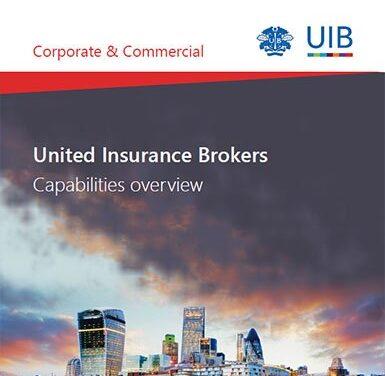 Corporate & Commercial brochure
