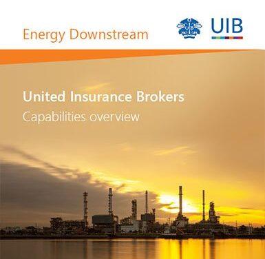 Energy Downstream brochure