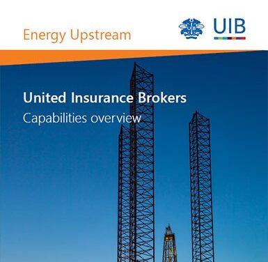Energy Upstream brochure